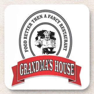 food grandmas house good coaster
