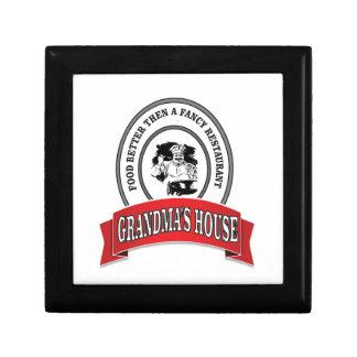 food grandmas house good gift box