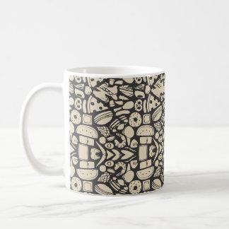 Food Illustrations Coffee Mug