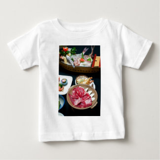 Food in Japan, Japanese Food Baby T-Shirt