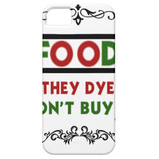 Food iPhone 5 Cover