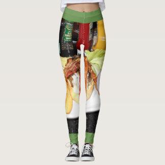 Food Leggins Leggings