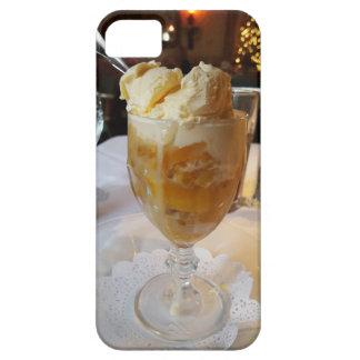 Food Lovers Peach Sundae iPhone 5 Cases