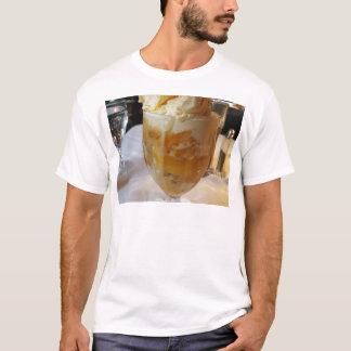 Food Lovers Peach Sundae T-Shirt