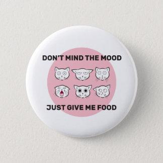 Food Mood Illustrated Button
