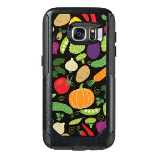 Food on a black background OtterBox samsung galaxy s7 case