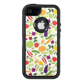 Food on a white background OtterBox iPhone 5/5s/SE case
