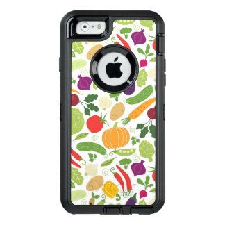 Food on a white background OtterBox iPhone 6/6s case