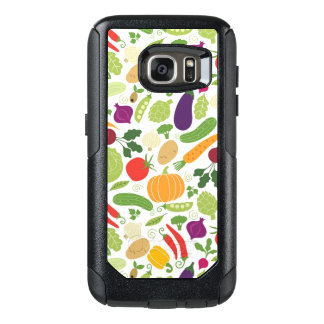Food on a white background OtterBox samsung galaxy s7 case