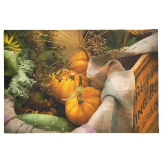 Food - Pumpkin - Summer still life Doormat