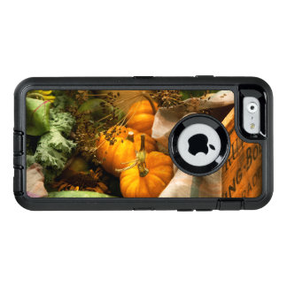 Food - Pumpkin - Summer still life OtterBox Defender iPhone Case