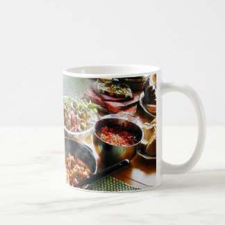 Food Salmon Coffee Mug