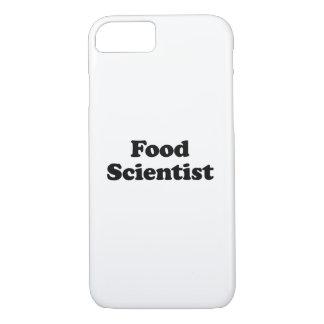 Food Scientist iPhone 7 Case