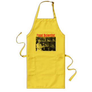 Food Scientist Long Apron