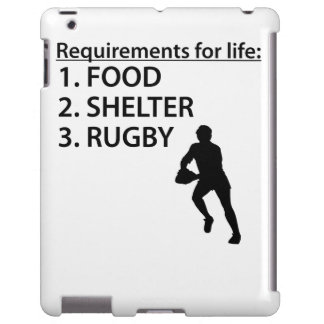 Food Shelter Rugby