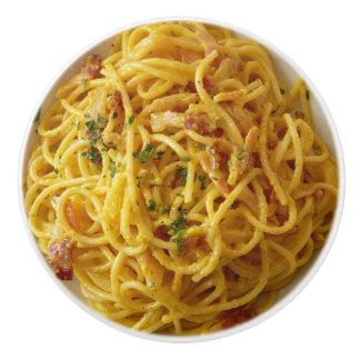 Food Spaghetti Kitchen Cabinet  Knob