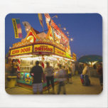 Food stand at the Northwest Montana Fair in Mouse Pad