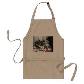 food standard apron