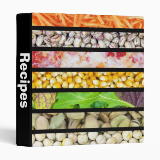 Food Stripes Binder