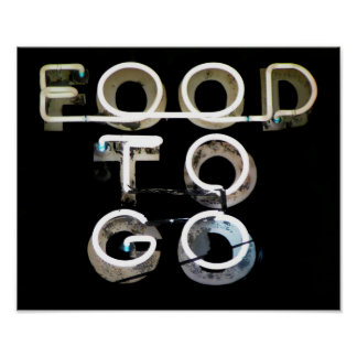 Food To Go Poster