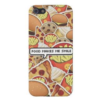 Foodaholic Iphone 5 case
