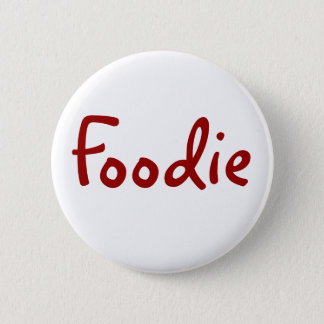 Foodie 2 Inch Round Button
