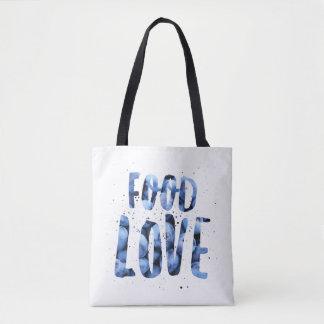 FoodLove Blueberry- Tote Bag
