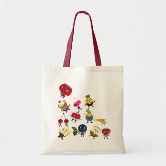 Foody Grocery Tote