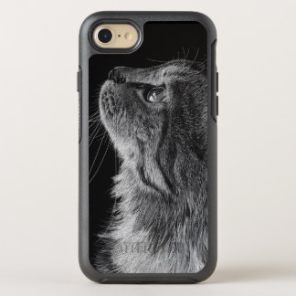 Fooji cat OtterBox symmetry iPhone 8/7 case