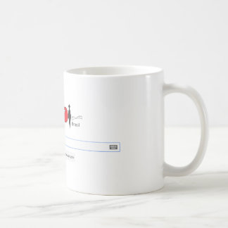 Fool Google Search Coffee Mug