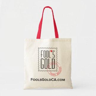 Fool's Gold Tote Bag
