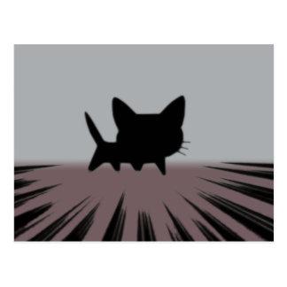 Fooly Cat Postcard