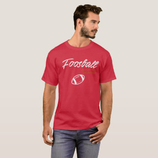Foosball Shirt for the not-so-much Football Fan