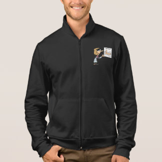 Foot Doctor Mens Jacket