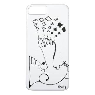 Foot Nose iPhone 7 Plus Case
