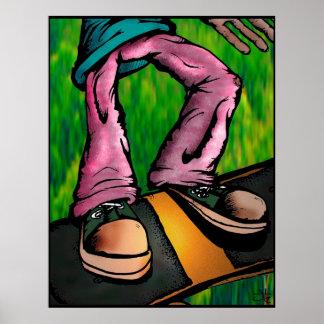 Foot Poster