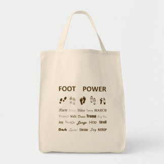 Foot Power