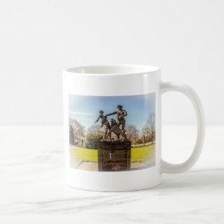Foot Soldiers in Kelly Ingram Park Coffee Mug
