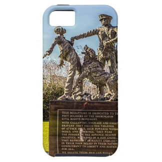 Foot Soldiers in Kelly Ingram Park iPhone 5 Case