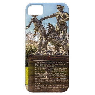 Foot Soldiers in Kelly Ingram Park iPhone 5 Covers