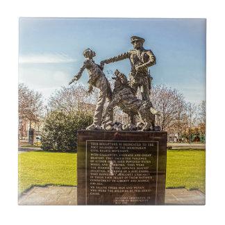 Foot Soldiers in Kelly Ingram Park Tile