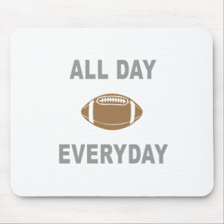 Football All Day Everyday Mouse Pad