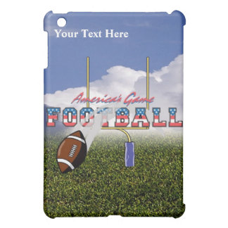 Football – America's Game Design iPad Mini Covers