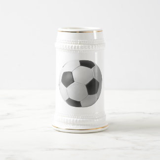 Football Art Gifts Beer Stein