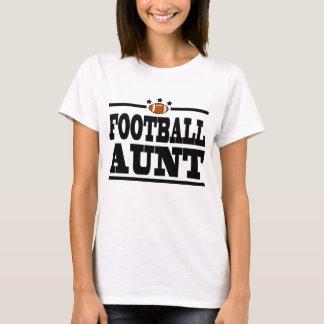 FOOTBALL AUNT T-Shirt