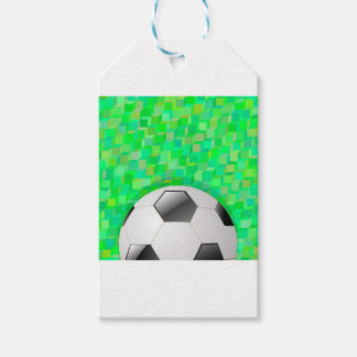 Football Background Gift Tags