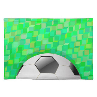 Football Background Placemat