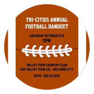 Football Banquet Invitation