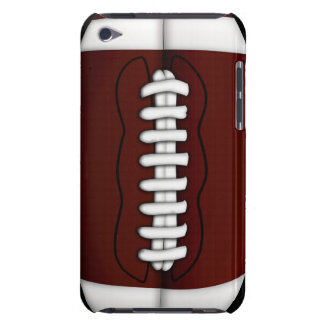 Football Barely There iPod Covers