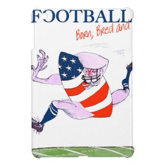 Football born bred proud, tony fernandes iPad mini cases